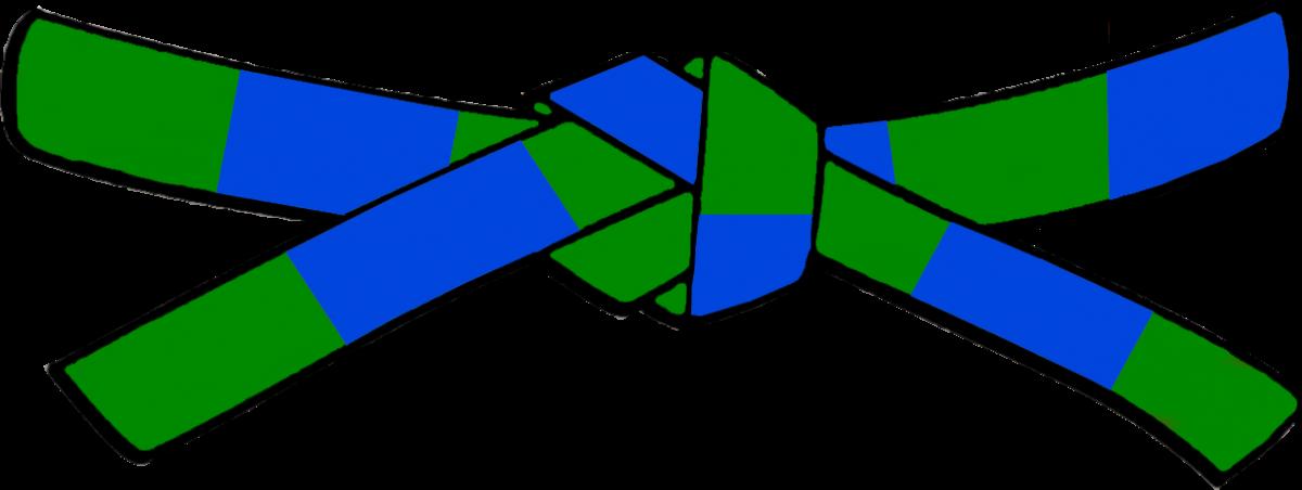 Ceinture verte bleue