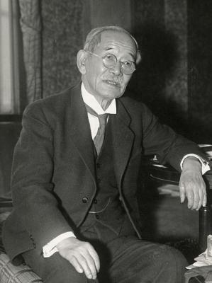 Kano jigoro c1937