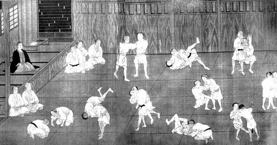 Kodokan dojo fujimi cho web 2