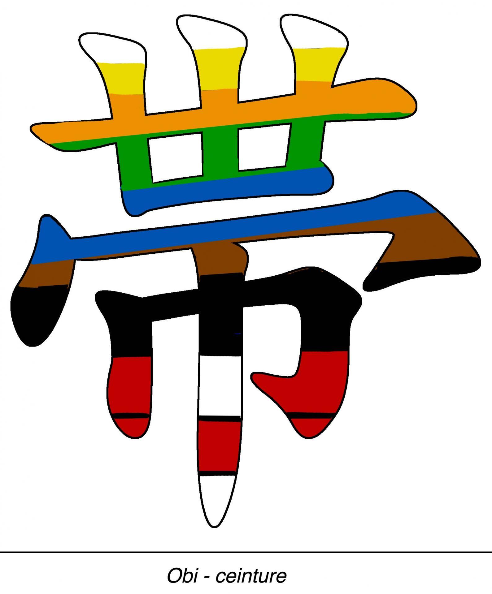 La ceinture, prononcée obi (帯) en japonais, revêt une importance  particulière dans le judo et des arts martiaux en général. Pour certains,  elle est une ... ce91edd91da