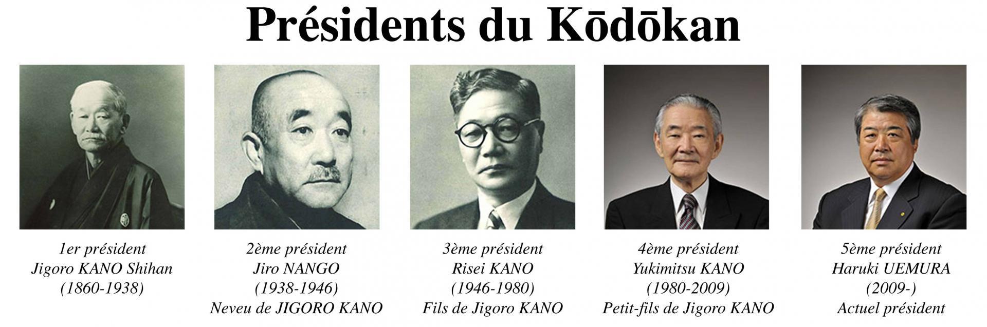 President du kodokan web