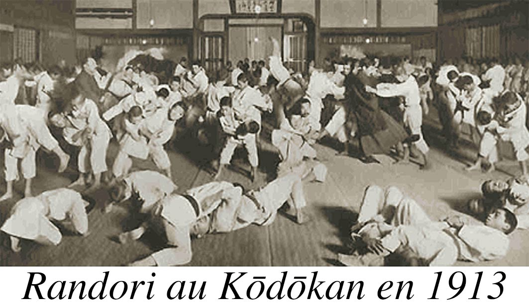 Randori kodokan 1913 web